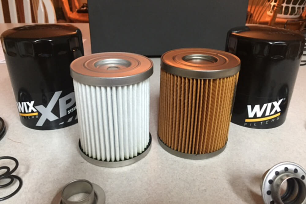 Oil Filter Type and Oil Change Intervals in White Bear Lake