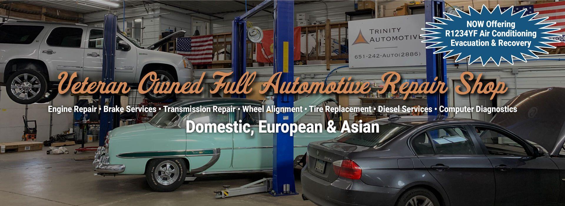 Nearest Mechanic Shop >> Auto Repair White Bear Lake Mn Oil Change Brake Repair