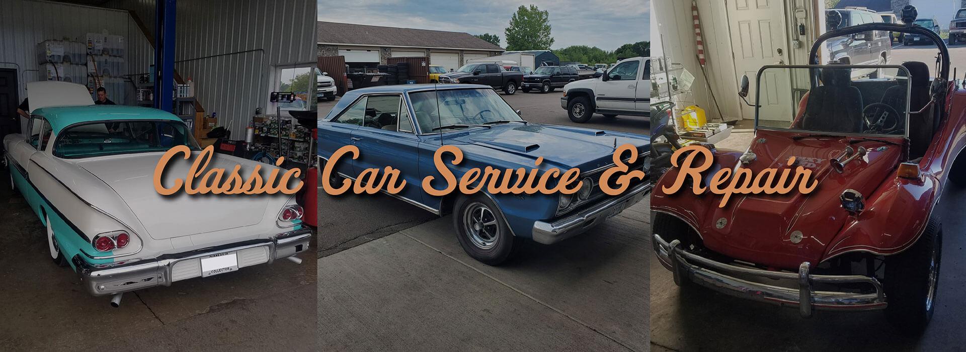 classic car slider