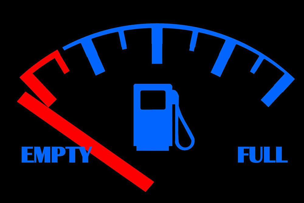 I Don't Have to Keep My Gas Tank Full, Do I?