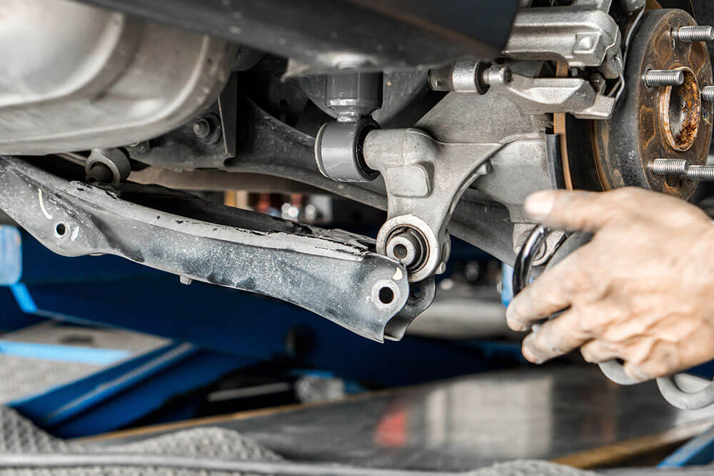 Signs of Suspension Issues You Shouldn't Ignore