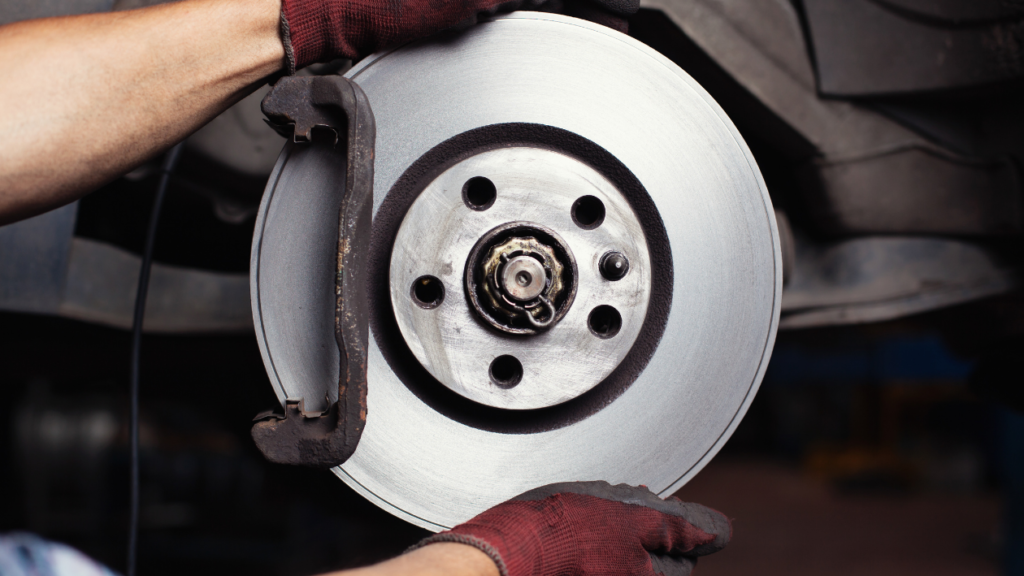 My Brakes Are Squealing All the Time! Why?